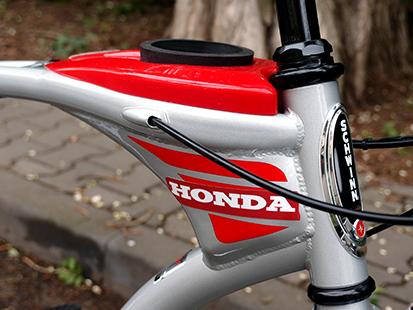 Model: Motokolo SCHWINN CORVETTE HONDA GX35.