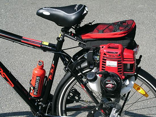 Model: Motokolo FELT Q520 s motorem HONDA GX35.