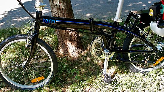 Model: Motokolo TERN LINK B7 HONDA GX35.